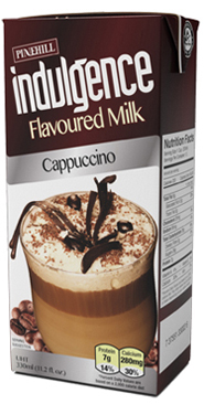 Indulgence Cappuccino Flavoured Milk